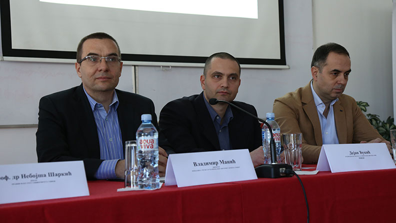 """""""Law & Internet"""" Conference, Union University Faculty of Law, 29th March 2019, Photo: Nenad Surčulija"""