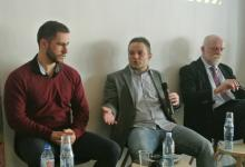 """Ćirbasters 2"" panel discussion, 27/01/2017"