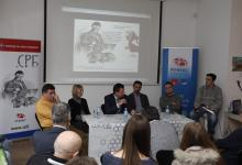 """Cyrillic 3.0."" panel discussion, 27/01/2015"