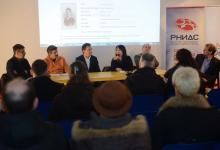 """Cyrillic on the Internet"" panel discussion, 27/01/2014"
