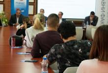 Okrugli sto o sistemu naziva internet domena, Pravni fakultet Univerziteta u Novom Sadu, 8. 10. 2019. foto: IoTartic