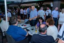 "Proslava 10 godina RNIDS-a, ""House Club"", Beograd, 8. 7. 2016."