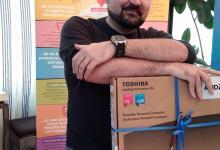 """Dodela nagrada """"Smisli domen i osvoji gedžet"""" takmičenja, 27. 12. 2014."""