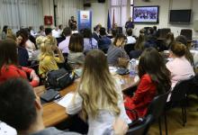 Internet dialogue, Faculty of Law, Belgrade, 05.06.2019.