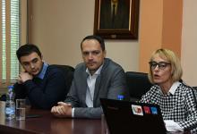 Round table Internet domain name system in Serbia, Faculty of Law, Kragujevac, 07.05.2019. photo: Mirko Pantić