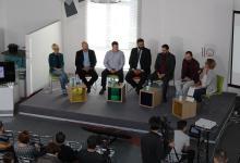 """Panel diskusija """"Spamovanje ludom radovanje"""", 20. 10. 2016."""