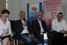 """Panel diskusija """"Digitalno bojno polje"""", 24.10.2019. foto: TwoTech.Solutions"""