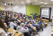 Предавање о сајбер безбедности, Факултет организационих наука, 31. 03. 2015.