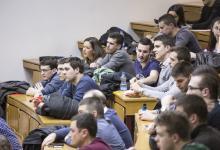 Predavanje o sajber bezbednosti, Fakultet organizacionih nauka, 31. 03. 2015.