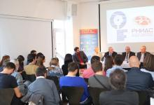 """Cyber security of the cyber Serbia"" panel discussion, 22/10/2013"