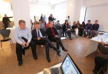 """Панел дискусија """"Сајбер безбедност сајбер Србије"""", 22. 10. 2013."""