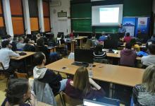 "Predavanje: ""Sajber pretnje i veb bezbednost"", Matematički fakultet, 29. 10. 2015."