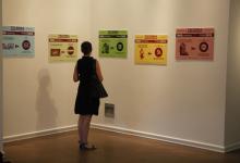 "Exhibition: ""Tesla's vision of the Internet"""", ""О3он"" gallery, 9/07/2012"